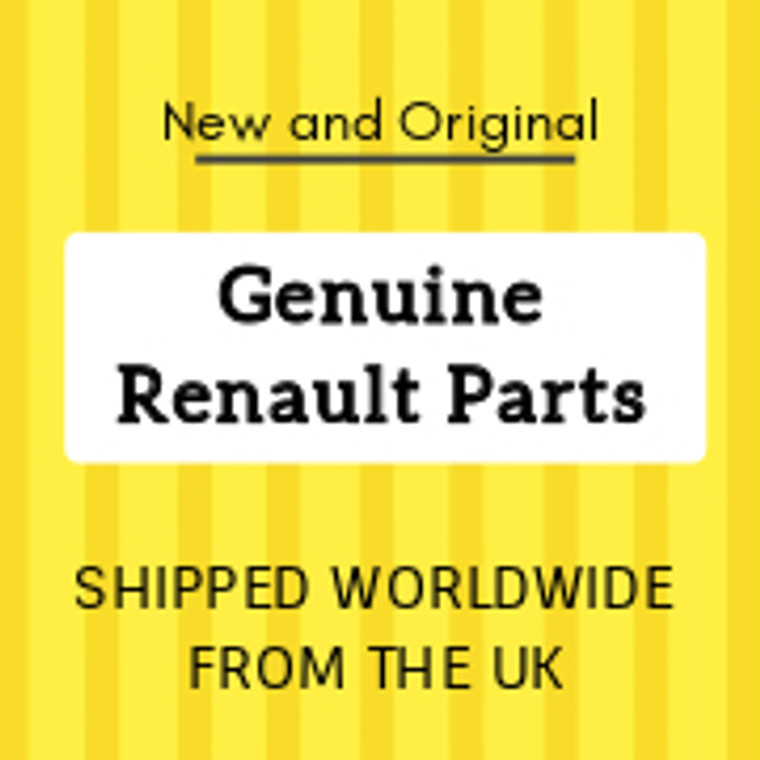 Renault 8671019160 PLAQUETTE MOTRIO discounted and shipped worldwide by allcarpartsfast.co.uk in the UK