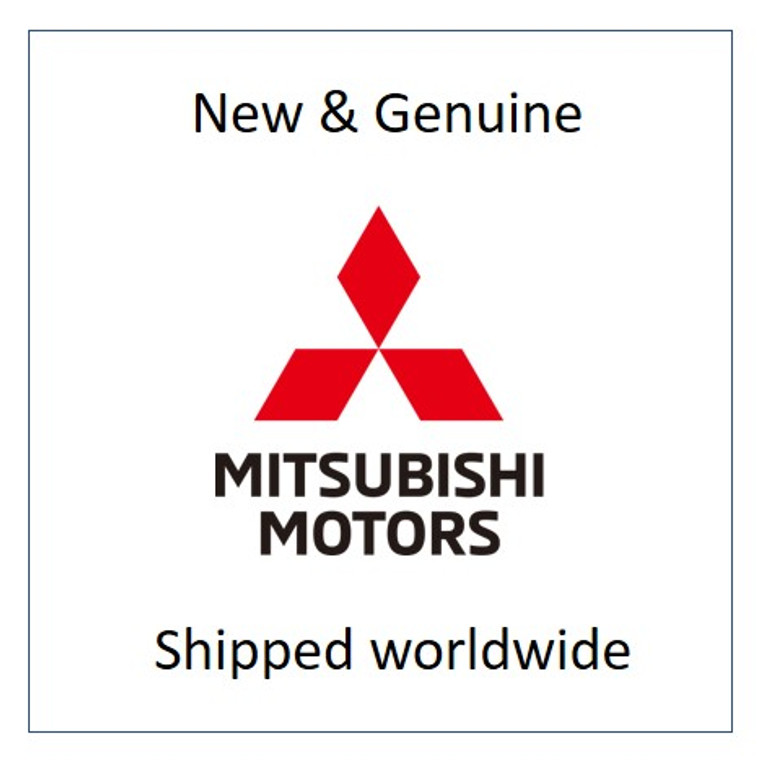Genuine Mitsubishi    USE CCC-A03        LEATHER CASHMERE-ROUCHE shipped worldwide