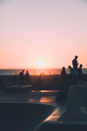 Cali Sunset