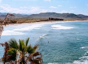 Cerritos Beach, Mexico