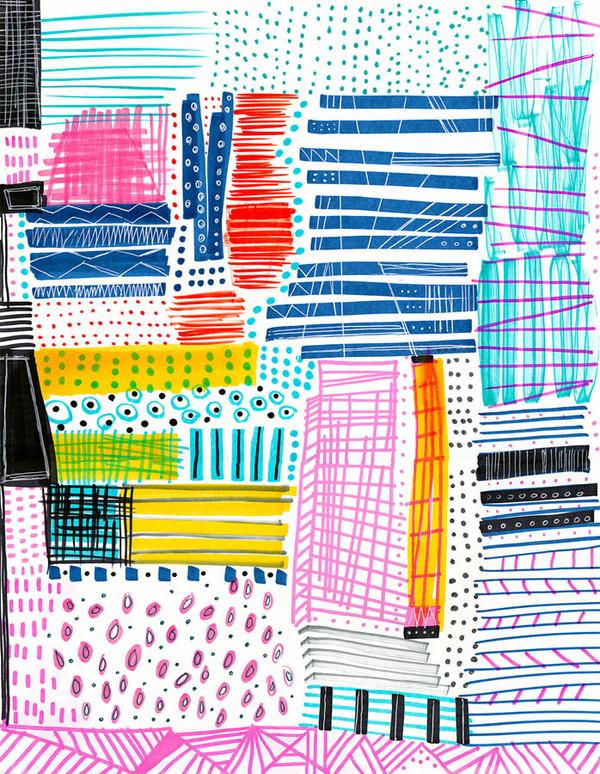 Stacks of Patterns