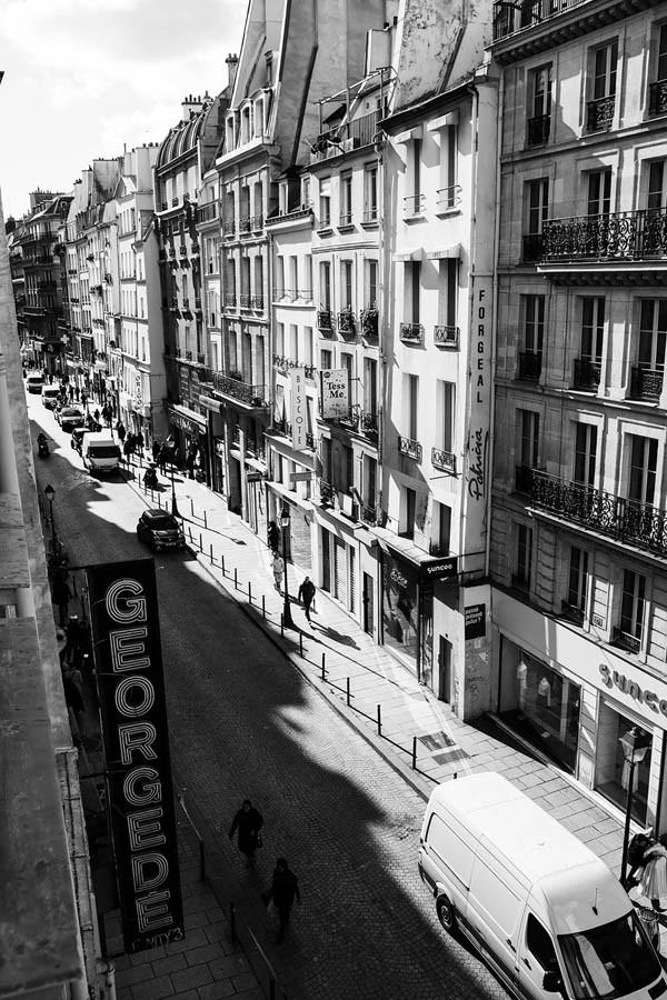 City Street I