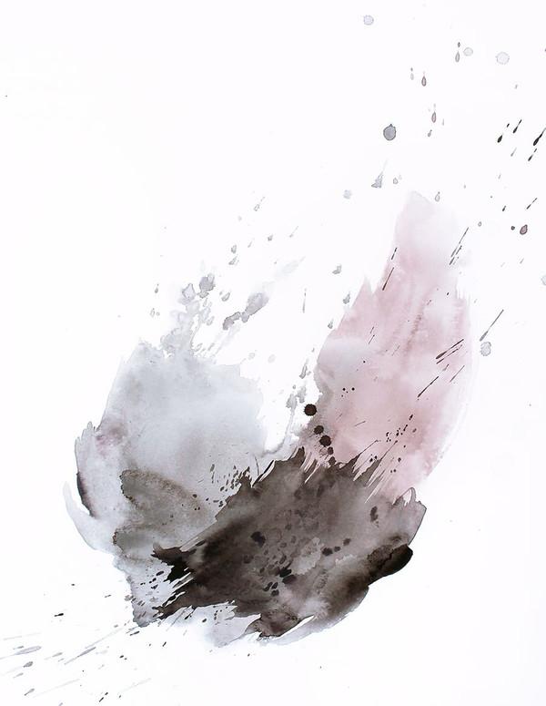 Abstract Blush II
