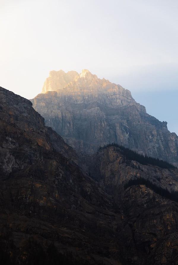 Peaking Sun Ridge