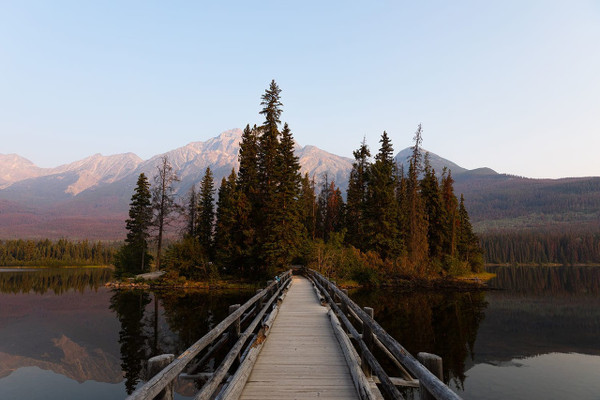 Bridge Pyramid Lake