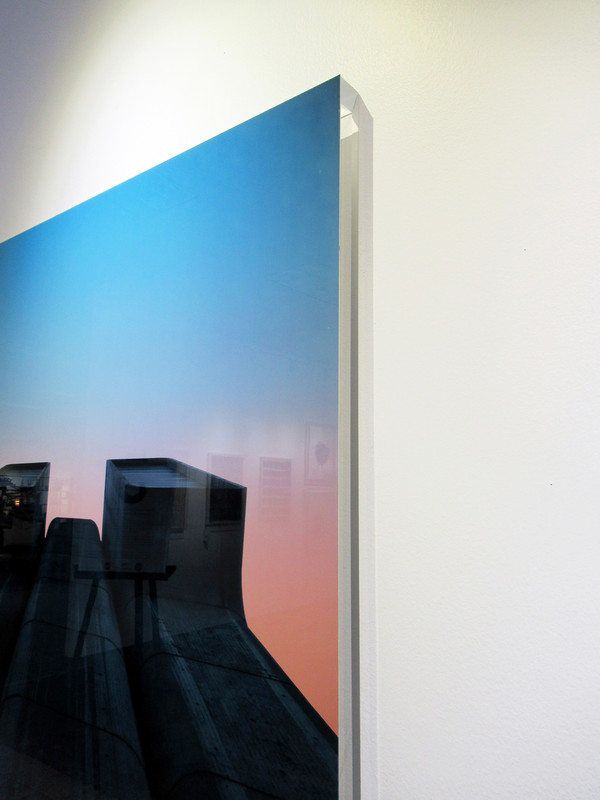 """""""CYAN II #23"""" HD Metal - Gallery Collection Exclusive"""