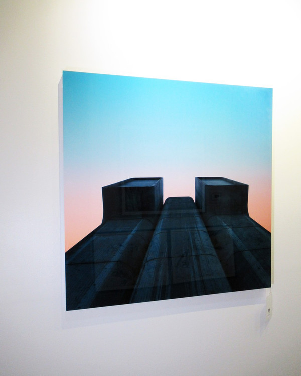 """CYAN II #23"" HD Metal - Gallery Collection Exclusive"