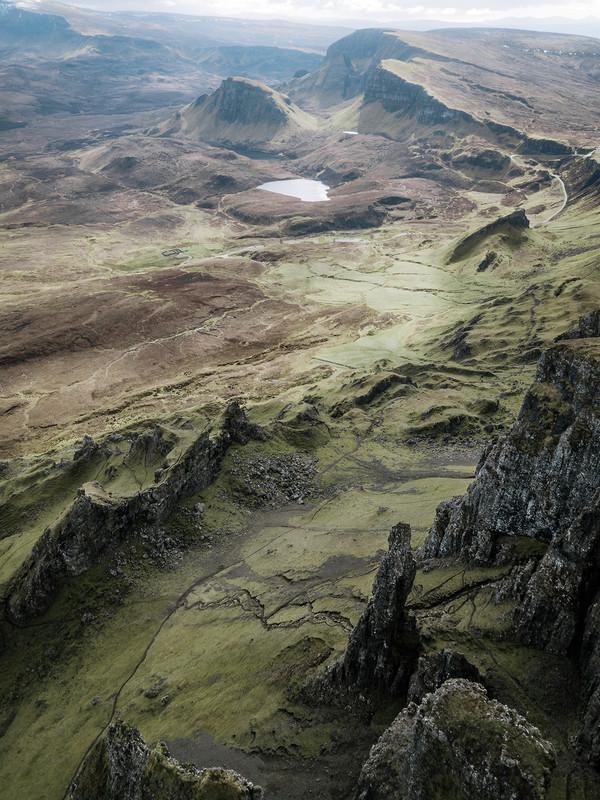 Above the Mountain Calm 1