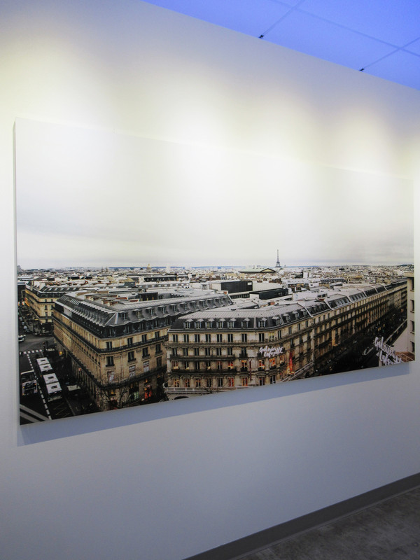 """""""Paris, France"""" HD Metal - Gallery Collection Exclusive"""