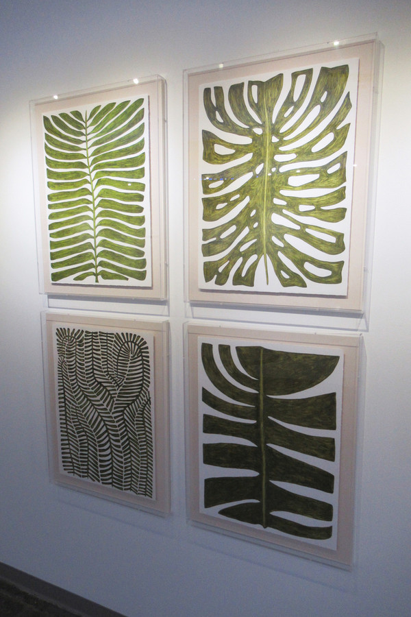 Marianne Hendriks Acrylic Shadowboxes - Set of 4 - Gallery Collection Exclusive