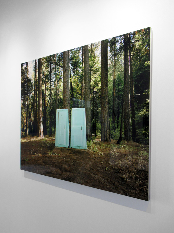 """""""Outhouses"""" HD Metal - Gallery Collection Exclusive"""