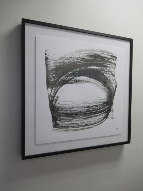 """BW Paper 4"" Framed Paper - Gallery Collection Exclusive"