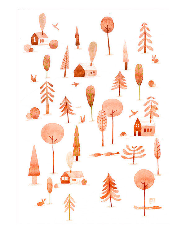 Cozy Forest