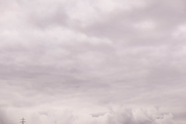 Clouds 2, Reykjavik