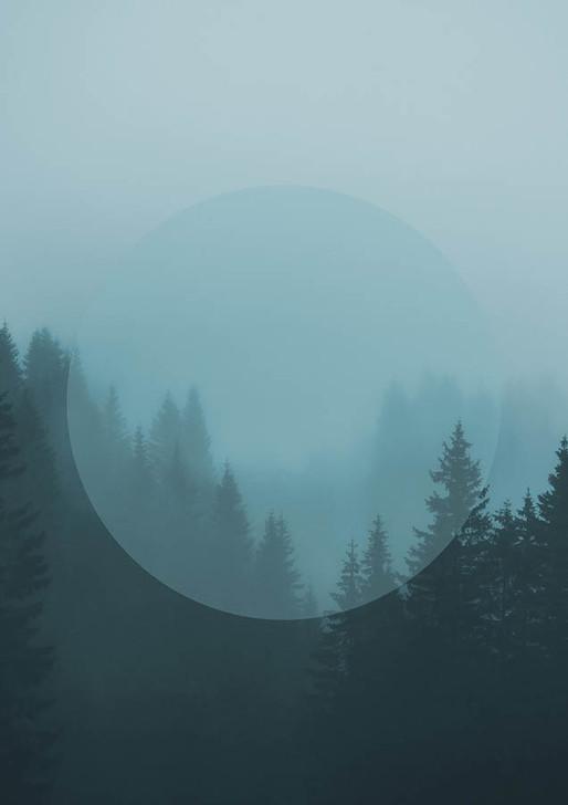 Karwendel Turquoise Circle