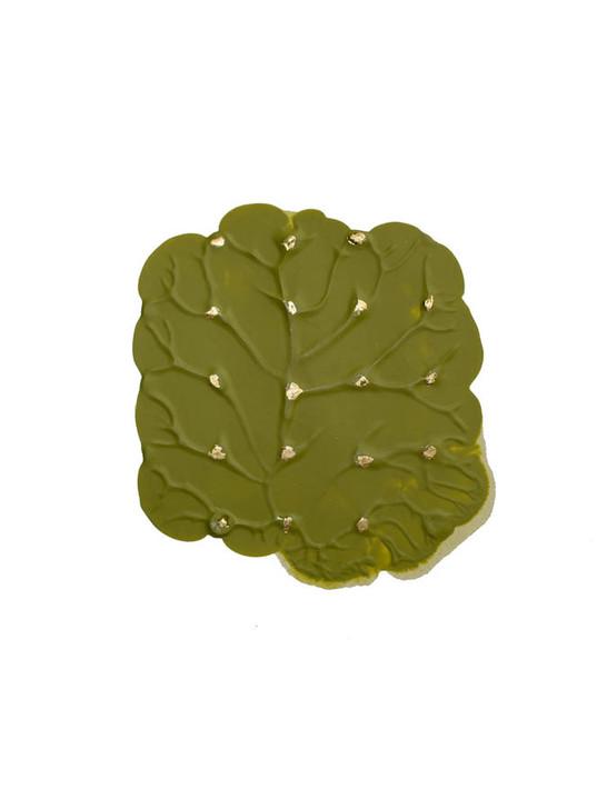 Green Golden Imprint 1