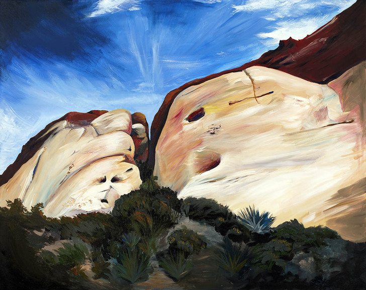 Faces of Redrock