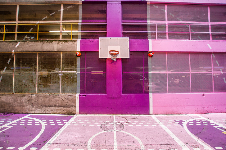 Vancouver Basketball Court