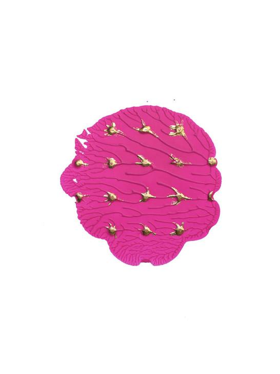 Pink Golden Imprint 2