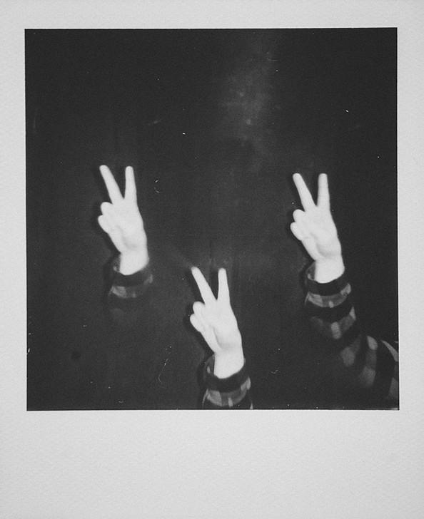 Polaroid Peace