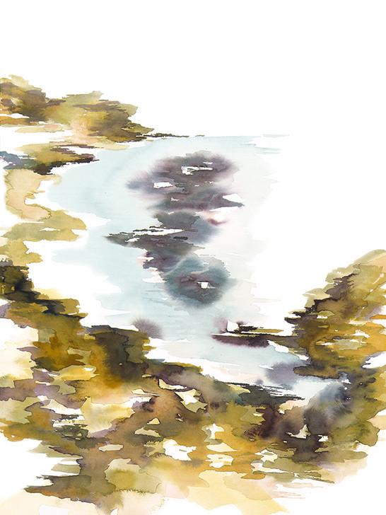 Abstract Coastline I