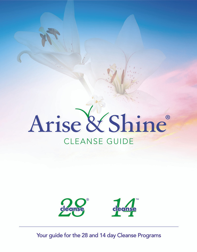 Cleanse Guides - Quantity 12