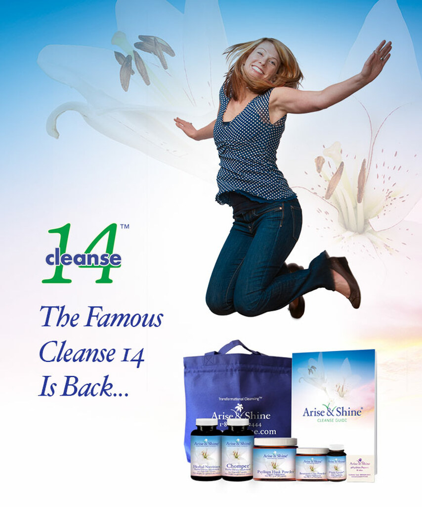 Cleanse 14 - Temporarily out of stock