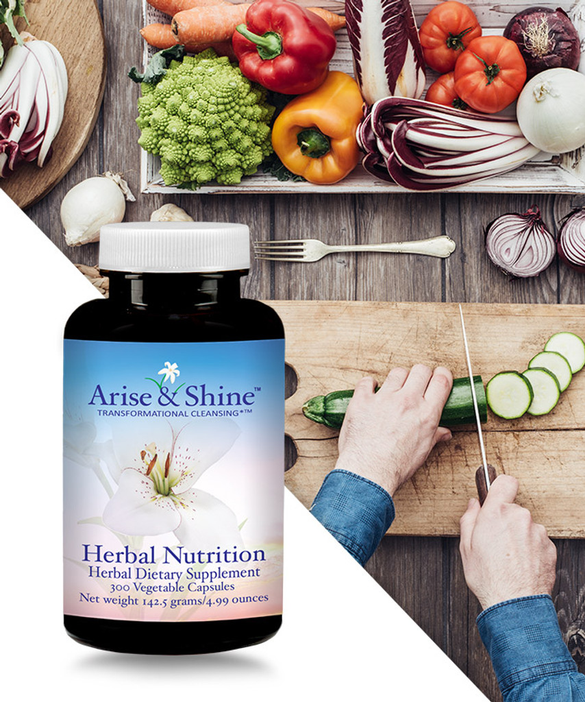 Herbal Nutrition (120 Count coming late February 2021)