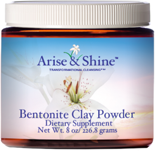 Bentonite Clay Powder - 8 ounces