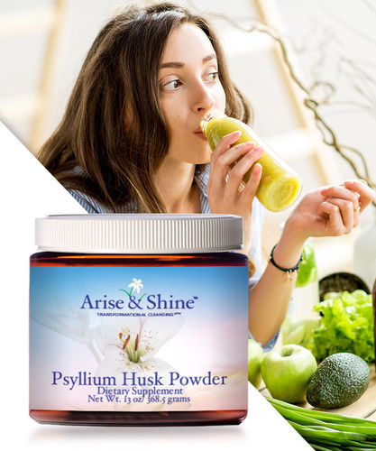 Psyllium Husk Powder - 13 ounces