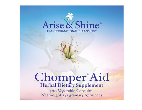 Center Panel Chomper Aid - 300 Capsules