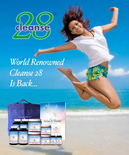 Cleanse 28 - Friends & Family