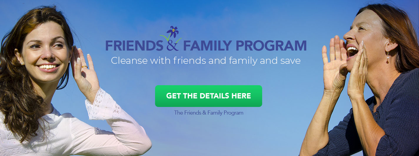 Friends and Family Cleanse and Detox Program