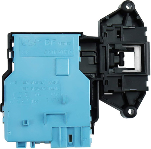 Door Lock Switch Compatible with LG Washer EBF49827801