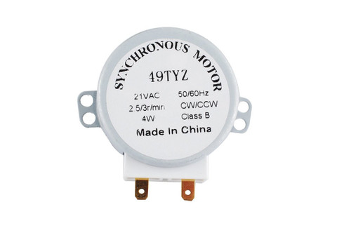 WB26X10038 Turntable Motor for GE Microwave PS237772 AP2024962