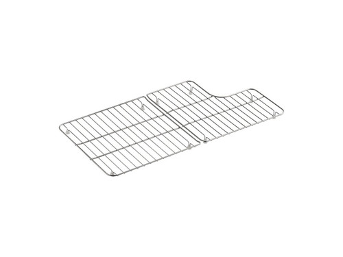 K-6639-ST Whitehaven Stainless Steel Bottom Basin Racks, Right & Left