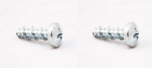 2 x 215503203 Screw for Frigidaire Refrigerator