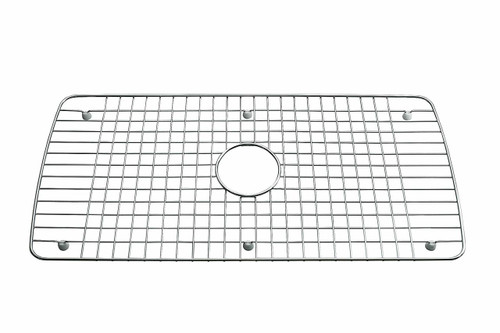K-6063-ST Compatible with KOHLER Cape Dory Bottom Basin Rack Stainless Steel