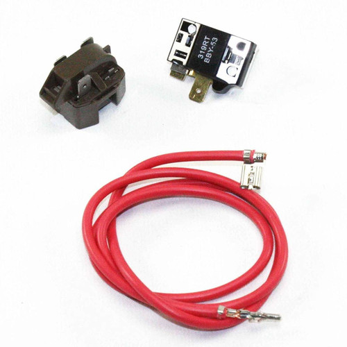 Relay & Overload Compatible with Whirlpool Kenmore Refrigerator 4387535