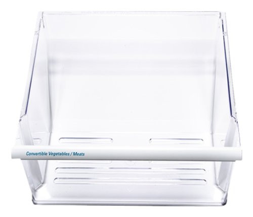2188664 Clear Crisper Pan Compatible with Whirlpool Refrigerator WP2188664