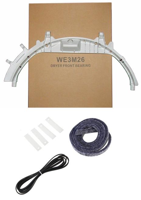 WE49X20697 WE12M29 PS960316 WE1M504 WE1M1067 WE3M26 Compatible GE Dryer Bearing