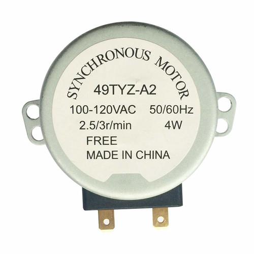 Turntable Tray Motor Compatible with SHARP microwave RMOTDA252WRZZ