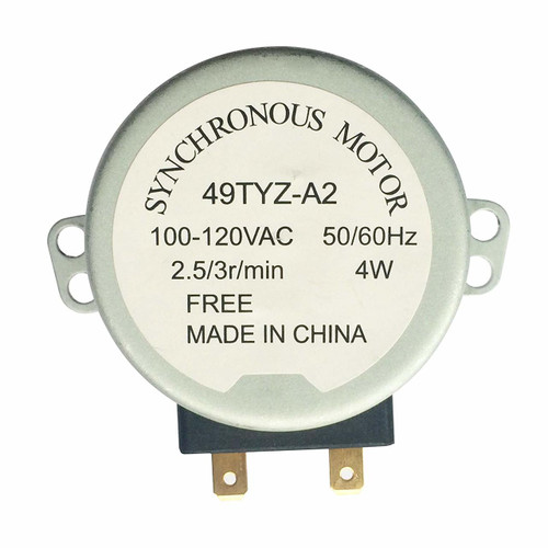 Turntable Tray Motor Compatible with SHARP microwave RMOTDA252WRZZ