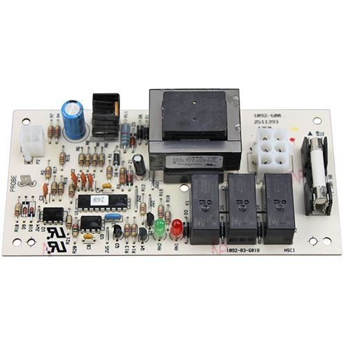 Control Board 7629073 Q-210 76-2907-3 Compatible with Manitowoc Ice Machine