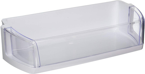 Door Bin Clear Plastic Front DA97-03290A Compatible with SAMSUNG Refrigerator