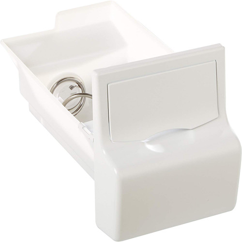 Ice Container Assembly Compatible with Frigidaire Refrigerator 241860803