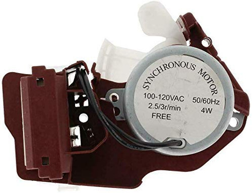 Actuator compatible with Whirlpool Washer  W10006355 WPW10006355 AP4514409 PS257