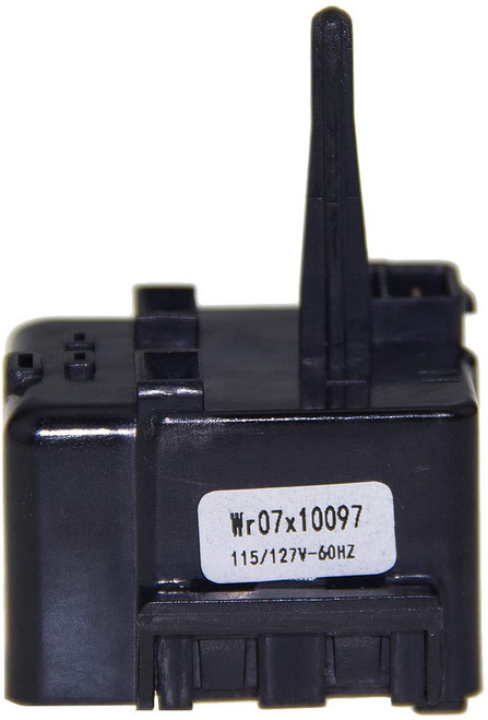 Compressor Relay Overload Starter Compatible with GE Refrigerator WR07X10097