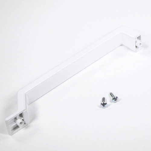 Handle White Compatible with GE Microwave WB15X310 AP2623338 PS232241