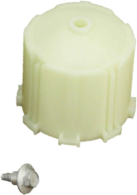 Agitator Plastic Coupler Kit Compatible with GE Washer WH49X10042 AP3964635